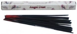 Stamford Hex Incense Sticks: Angel Dust - Lilly Fragrance (20 sticks)
